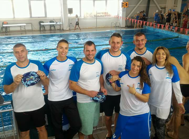 Турнир по плуване за ветерани МАСТЪРС БУРГАС 2017