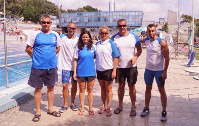 ДЛОП по плуване за ветерани 2019