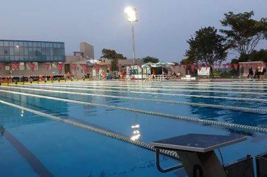 ДЛОП по плуване за ветерани 2020